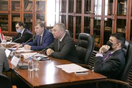 Избран новый председатель Российско-Иракского делового совета.