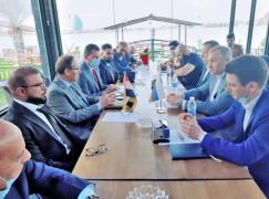 Делегация Российско-Иракского Делового Совета посетила  Республику Ирак